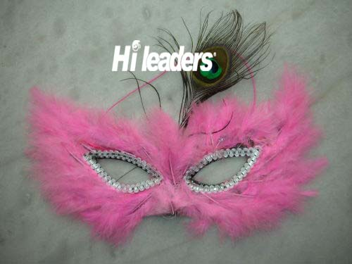 Decorative Feather Mask